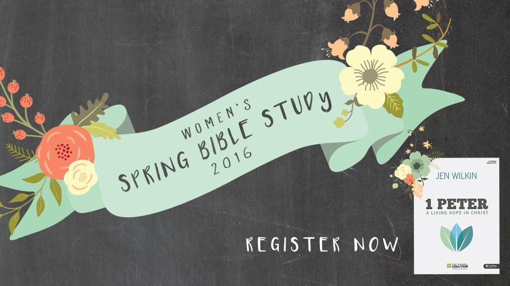 Tyler Women's Spring Bible Studies