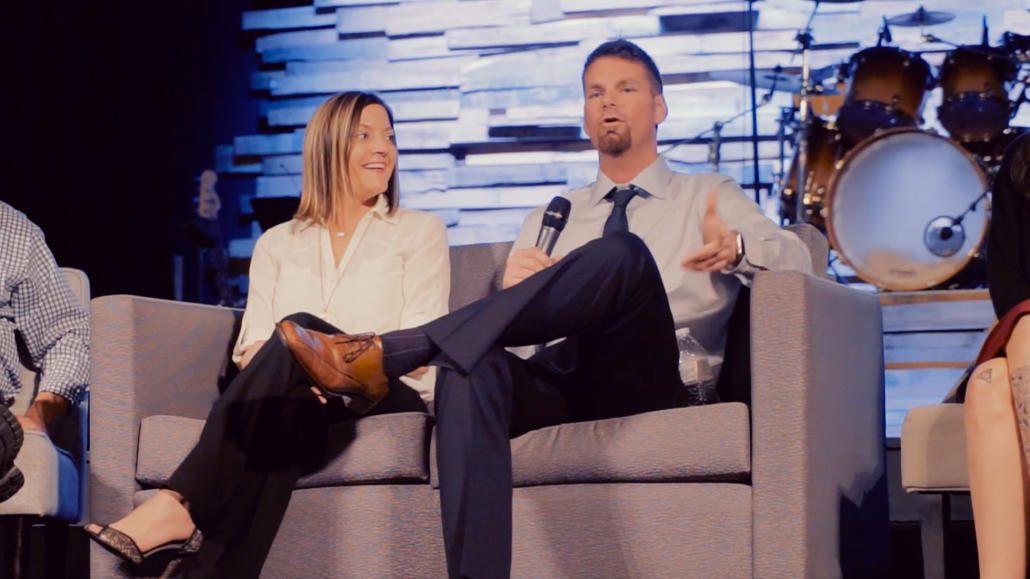 Chad & Laura