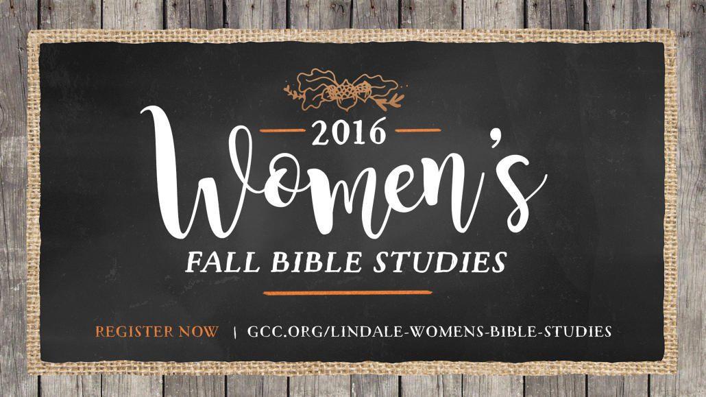 Lindale – Fall Women's Bible Studies