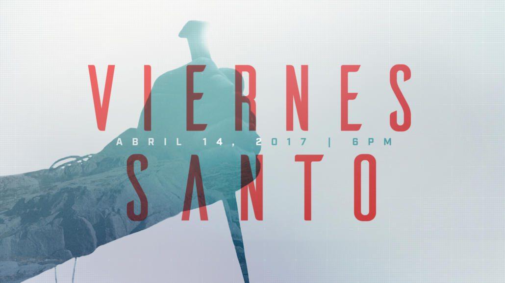 Servicio de Viernes Santo en Grace Español