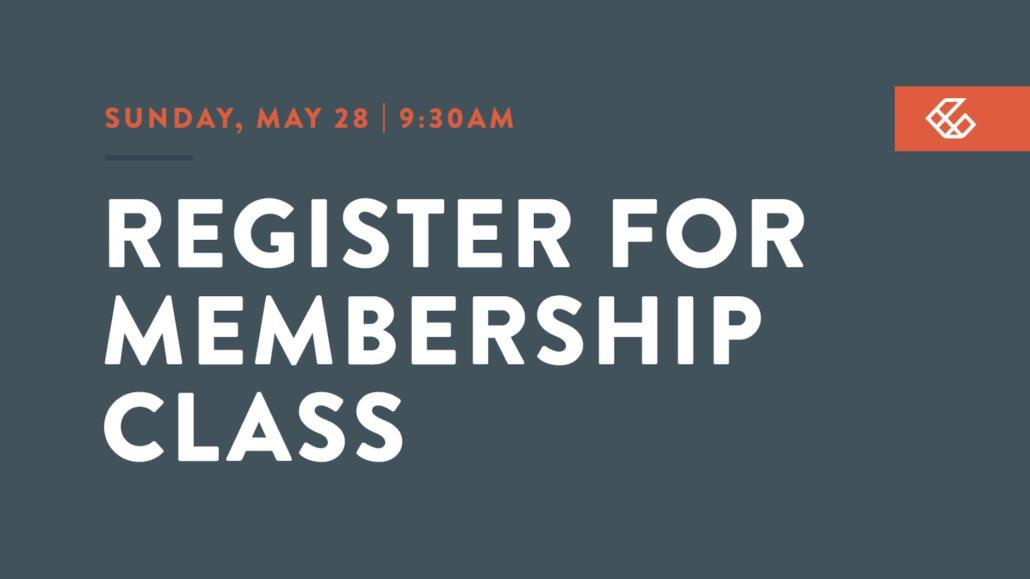 Membership Class   Lindale