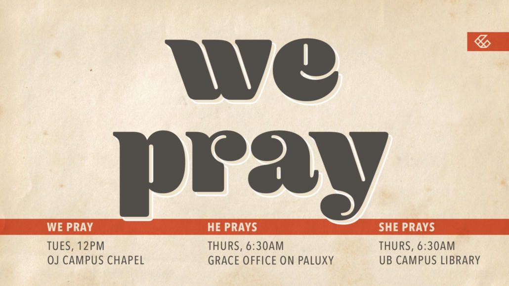 She Prays