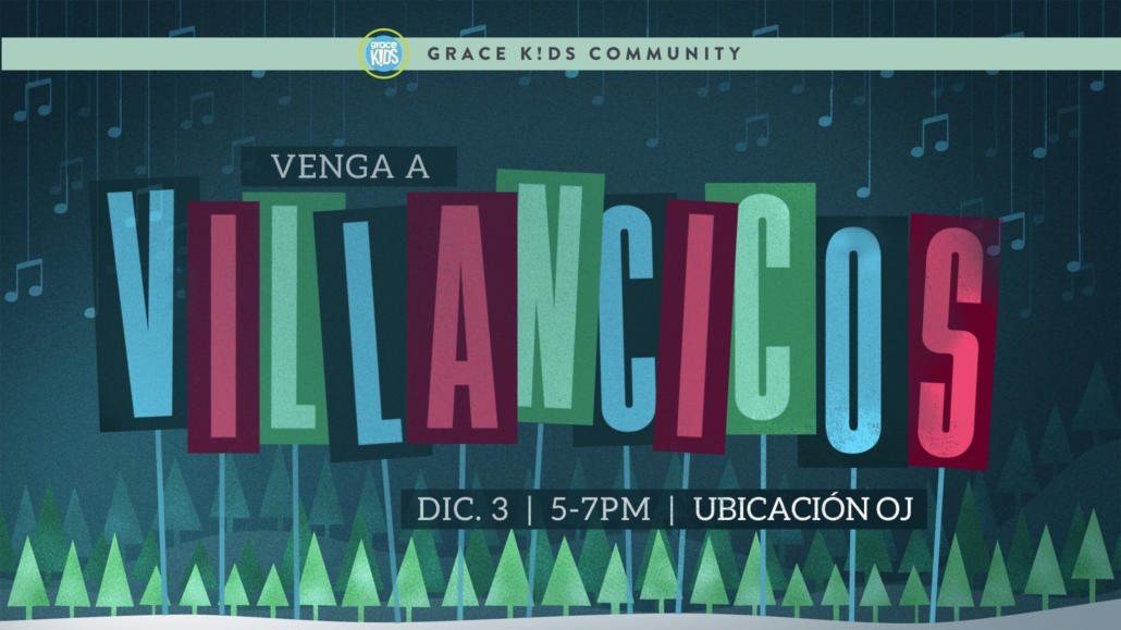 Grace K!DS community villancicos