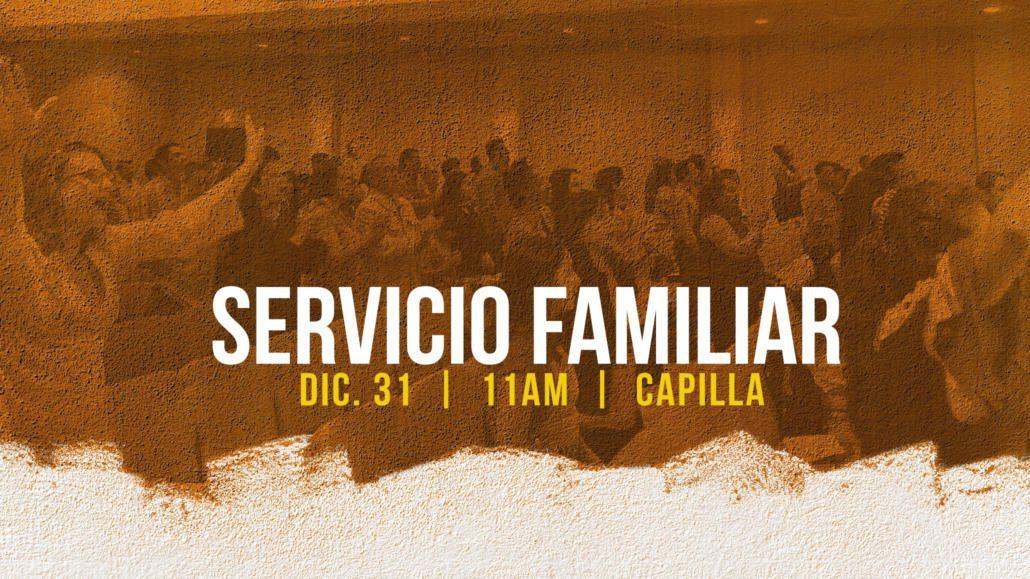 Servicio Familiar