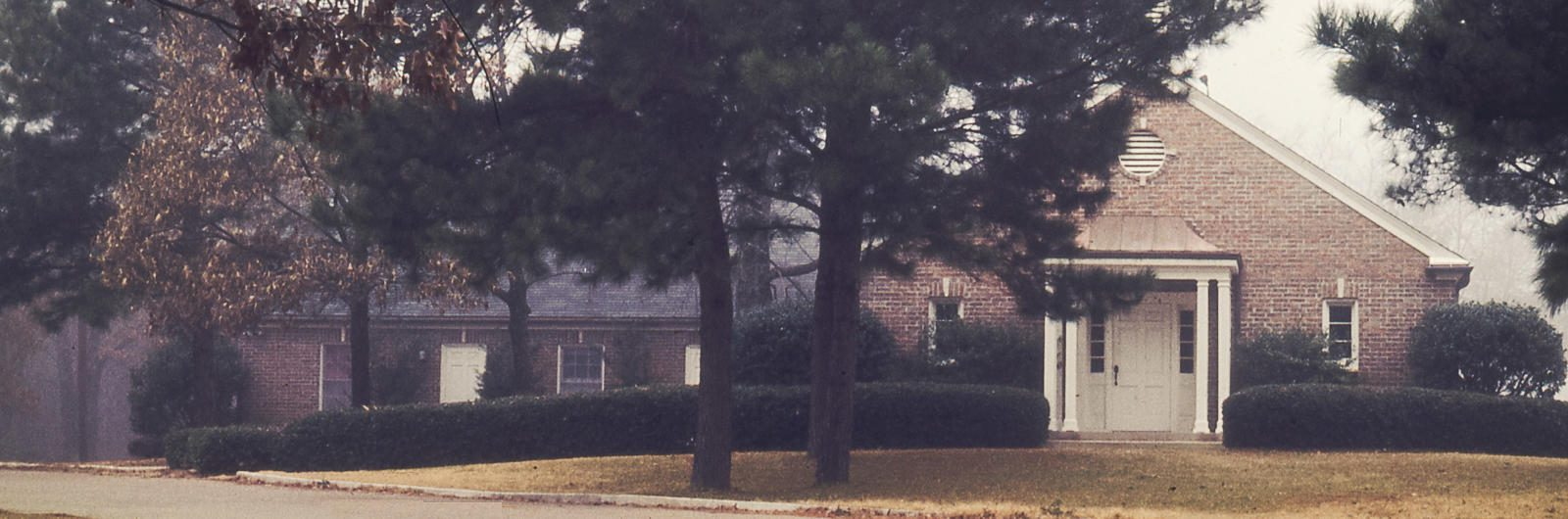 Original Old Jacksonville Campus