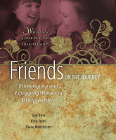 Woman's Journey of Discipleship