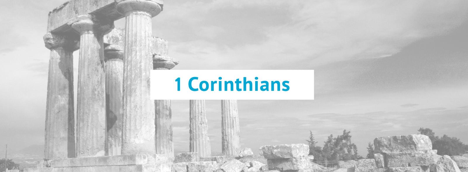 1 Corinthians – Lindale