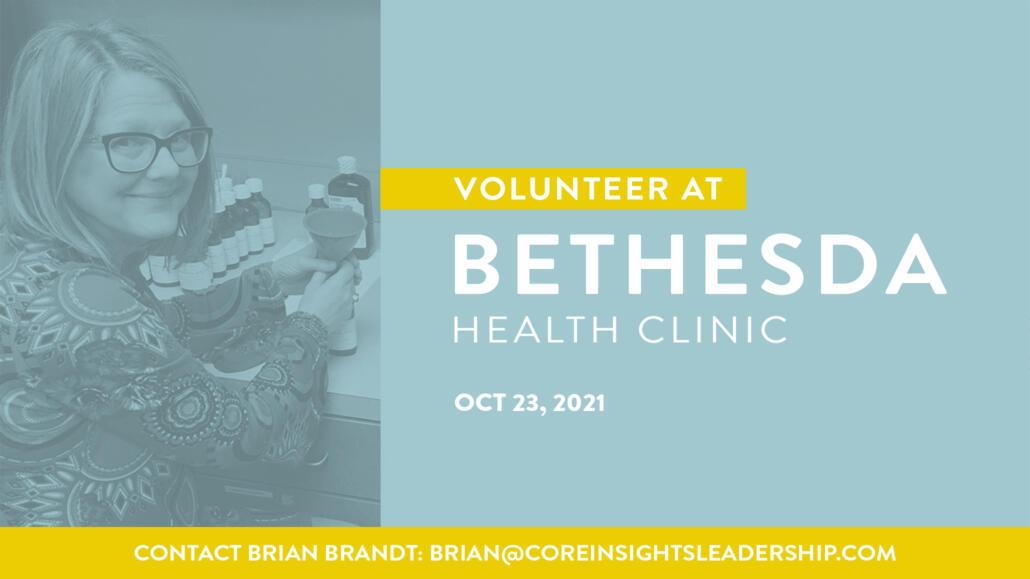 Grace at Bethesda Health Clinic