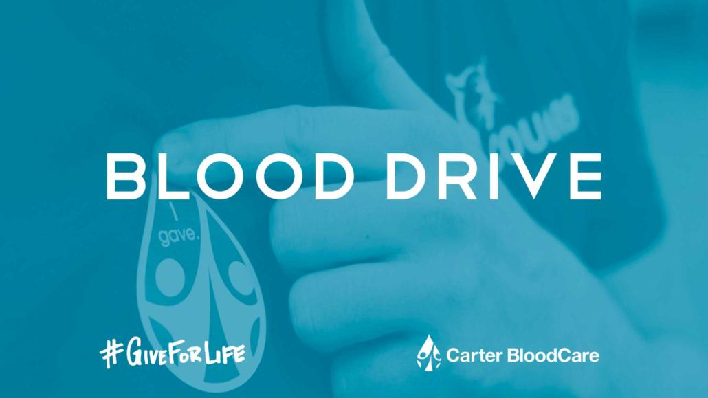 Blood Drive – University Boulevard