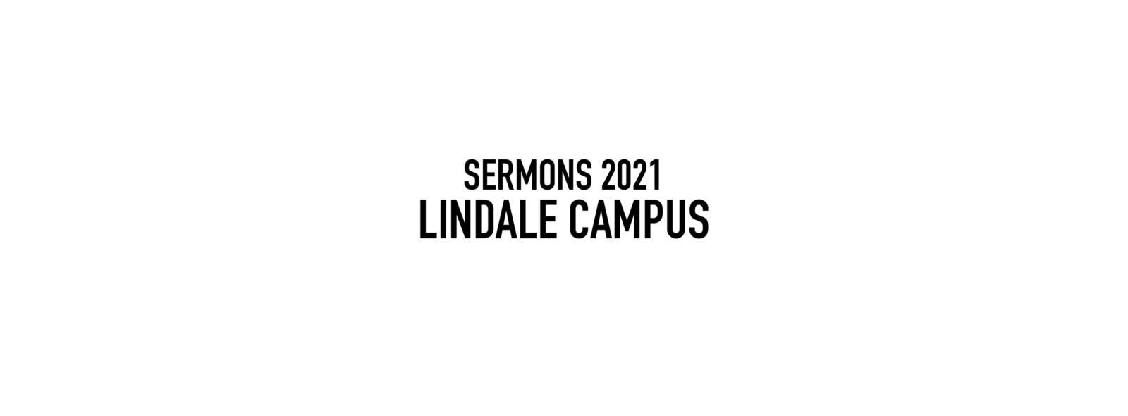 Sermon Series 2021 Lindale