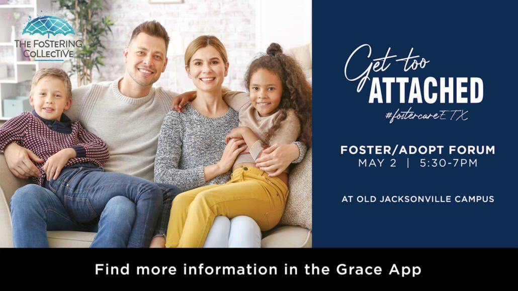 """The Fostering Collective – Foster and Adopt Forum """"Get Too Attached"""""""