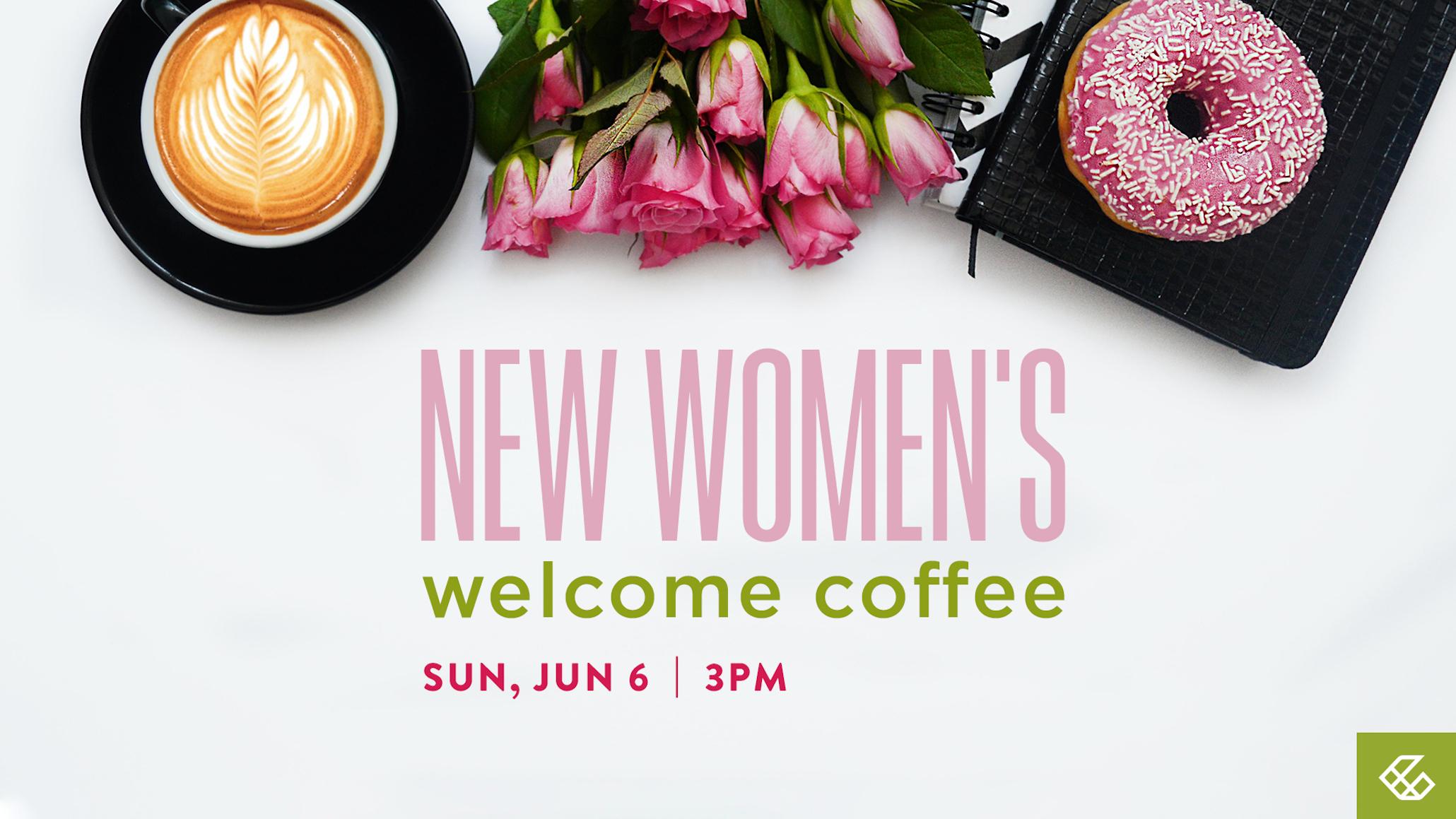 Women's Welcome Coffee – University Blvd.