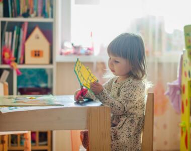 The Messy, Amazing, and Imaginative Kindergarten Phase