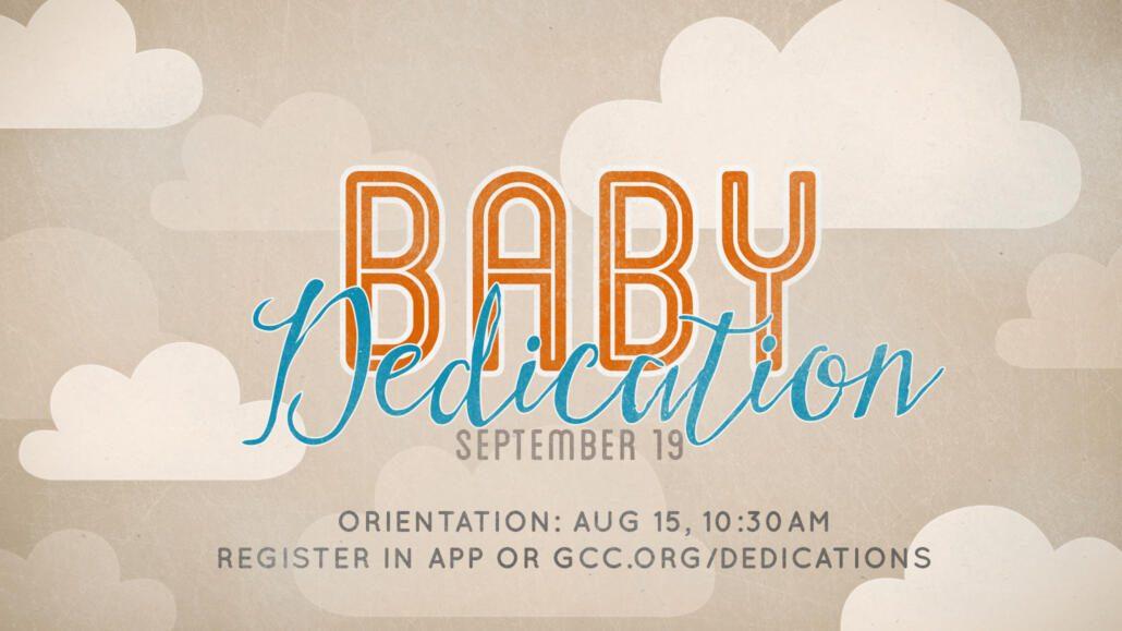Baby Dedications – Old Jacksonville