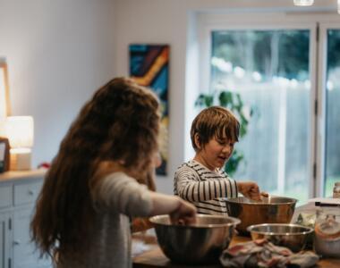 Leveraging Family Rhythms