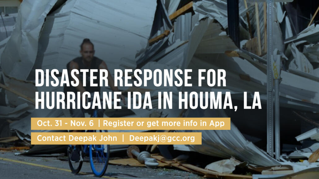 Disaster Response in Houma, LA